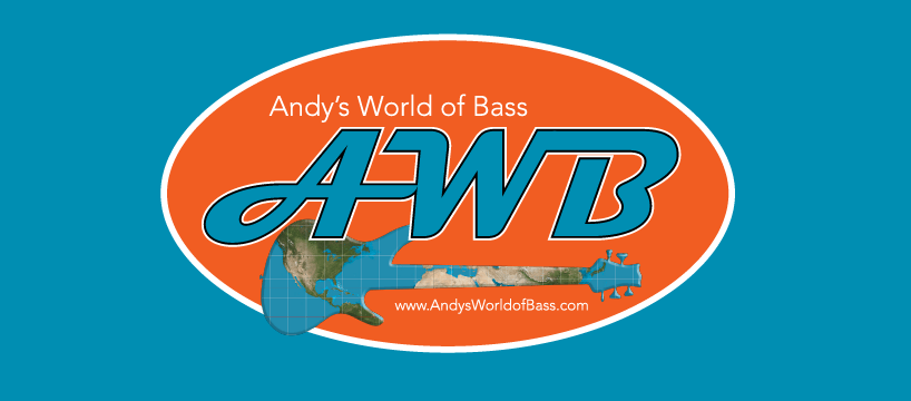 30 Beginner Bass Grooves You Must Know - Andy's World Of Bass